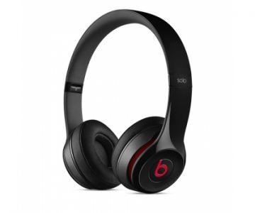 Apple Beats Solo2 On-Ear Black