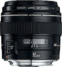 Canon EF 85MM 1.8 USM 2519A012