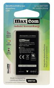 Maxcom AKUMULATOR LI-ION MM720