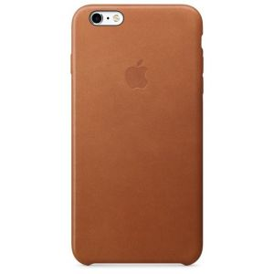 Apple iPhone 6s Plus Leather Case Saddle Brown   MKXC2ZM/A