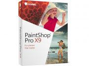 Corel PaintShop Pro X9  ML Box          PSPX9MLMBEU