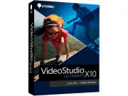 Corel VideoStudio Pro X10 ML Ultimate VSPRX10ULMLMBEU