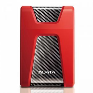 Adata DashDrive Durable HD650 2TB 2.5'' USB3.1 Red