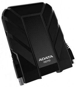 Adata DashDrive Durable HD710 1TB 2.5'' USB3.1 Black