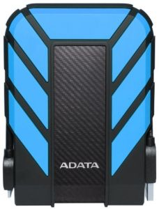 Adata DashDrive Durable HD710 1TB 2.5'' USB3.1 Blue