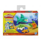 Play-Doh Kolorowe Karty A6071 Ryby HASBRO A6074