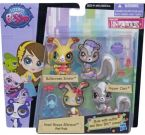 Littlest Pet Shop Modne Zwierzaki A9411 Sweet Shoppe Afternoon HASBRO A8232