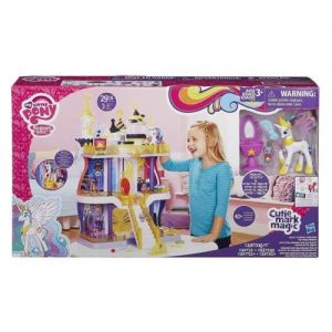 My Little Pony B1373 Zamek Canterlot HASBRO