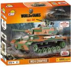 COBI Mała Armia 3013 M24 Chaffee World Of Tanks