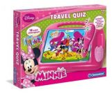 Clementoni 60239 Minnie travel quiz