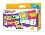 CZUCZU 6276 Domino Safari BRIGHT JUNIOR MEDIA