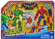 Super Hero Mashers A8898 Dwupak Spider-Man vs Doc Ock HASBRO A8159
