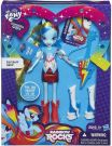 My Little Pony Equestria Girls A7250 Rainbow Dash Rainbow Rocks HASBRO A3995