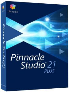 Corel Pinnacle Studio 21 Plus PL/ML Box PNST21PLMLEU