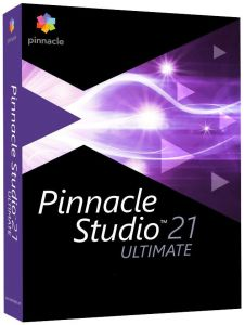 Corel Pinnacle Studio 21 Ult PL/ML Box PNST21ULMLEU