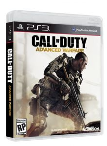 Activision Gra PS3 Call of Duty Advanced Warfare