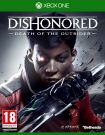 Cenega Gra Xbox One DISHONORED Death of The Outsider