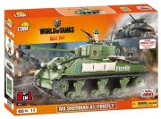 COBI Mała Armia 3007 M4 Sherman A1 / Firefly World of Tanks