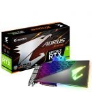 Gigabyte Karta graficzna GeForce RTX AORUS 2080 Ti XTR WATERFORCE WB 11GB 352bit GDDR6 3DP/3HDMI/USB-c