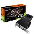 Gigabyte Karta graficzna GeForce RTX 2080 Ti TURBO 11GB GDDR6 352BIT 3DP/3HDMI/USB-c