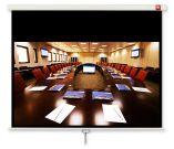 AVTek Ekran ścienny ręczny Business 240, 16:10, 230x144cm, powierzchnia biała, matowa