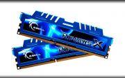 G.SKILL DDR3 8GB (2x4GB) RipjawsX 2400MHz CL11 XMP