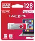 GOODRAM TWISTER 128GB RED USB3.0
