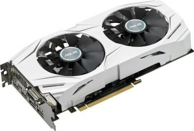 Asus GeForce GTX 1060 DUAL OC 3GB DDR5 192BIT DV/HD/DP