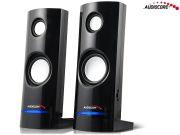 Audiocore Głośniki komputerowe 8W USB AC860