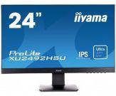 IIYAMA 24'' XU2492HSU-B1  IPS,FLHD,HDMI,DP,USB.