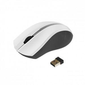 ART Mysz bezprzewodowo-optyczna USB AM-97B biała