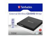 Verbatim Nagrywarka DVD-RW USB 2.0 zewnętrzna