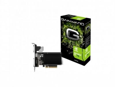 Gainward GeForce GT 710 SilentFX 1GB DDR3 64BIT HDMI/DV/VGA