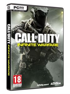 Activision CALL OD DUTY INFINITE WARFARE