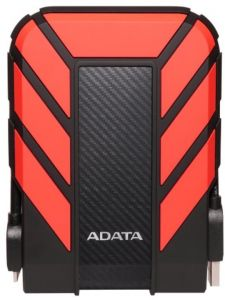 Adata DashDrive Durable HD710 3TB 2.5'' USB3.1 Red