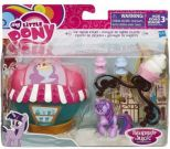 My Little Pony Stoisko z lodami B5568 Twilight Sparkle HASBRO B3597
