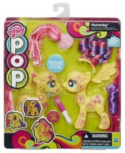 My Little Pony POP B0376 Fluttershy B0375 HASBRO