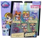 Littlest Pet Shop Modne Zwierzaki A9410 Styles To Howl About HASBRO A8232