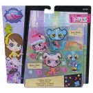 Littlest Pet Shop Modne Zwierzaki B0923 Winter Pet Pair HASBRO A8232