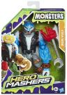 Hero Mashers Monsters B7213 Iron Vulf HASBRO B7124