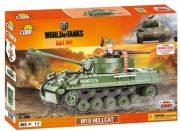 COBI Mała Armia 3006 M18 Hellcat World of Tanks