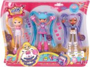 Betty Spaghetty 3pak Zestaw Deluxe 59002 COBI