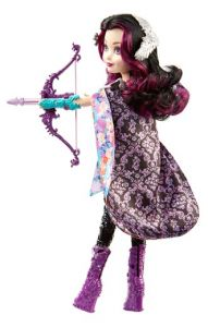 Ever After High Raven Łuczniczka DVJ21 MATTEL