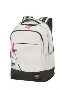 AMERICAN TOURISTER Plecak na laptopa Grab'n'Go Disney 15.6 Star Wars Stormtrooper Geometric