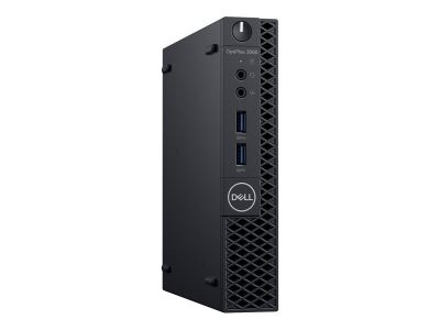 Dell Komputer Optiplex 3060MFF W10Pro i5-8500T/8GB/1TB/Intel UHD 630/WLAN + BT/KB216/MS116/3Y NBD