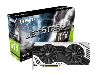 Palit Karta graficzna GeForce RTX 2060 SUPER Jet Stream 8GB GDDR6 256BIT 3DP/HDMI