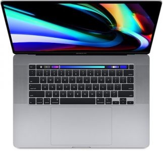 Apple MacBook Pro 16 Touch Bar: i7 2,6GHz/16GB/1TB/R5300M - Space Gray MVVJ2ZE/A/D1