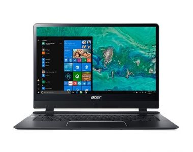 Acer Notebook Swift 7 NX.H98EP.007 WIN10Pro i5-8200Y/8GB/512GB/UMA/14.0 FHD Touch