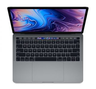 Apple MacBook Pro 13 Touch Bar: 1.4GHz quad-core 8th Intel Core i5/16GB/256GB - Space Grey MXK32ZE/A/R1