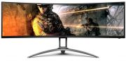 AOC Monitor AG493UCX 49 cali 120Hz VA Curved HDMIx2 DPx2